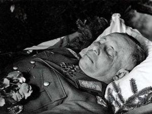 Erwin Rommel funeral