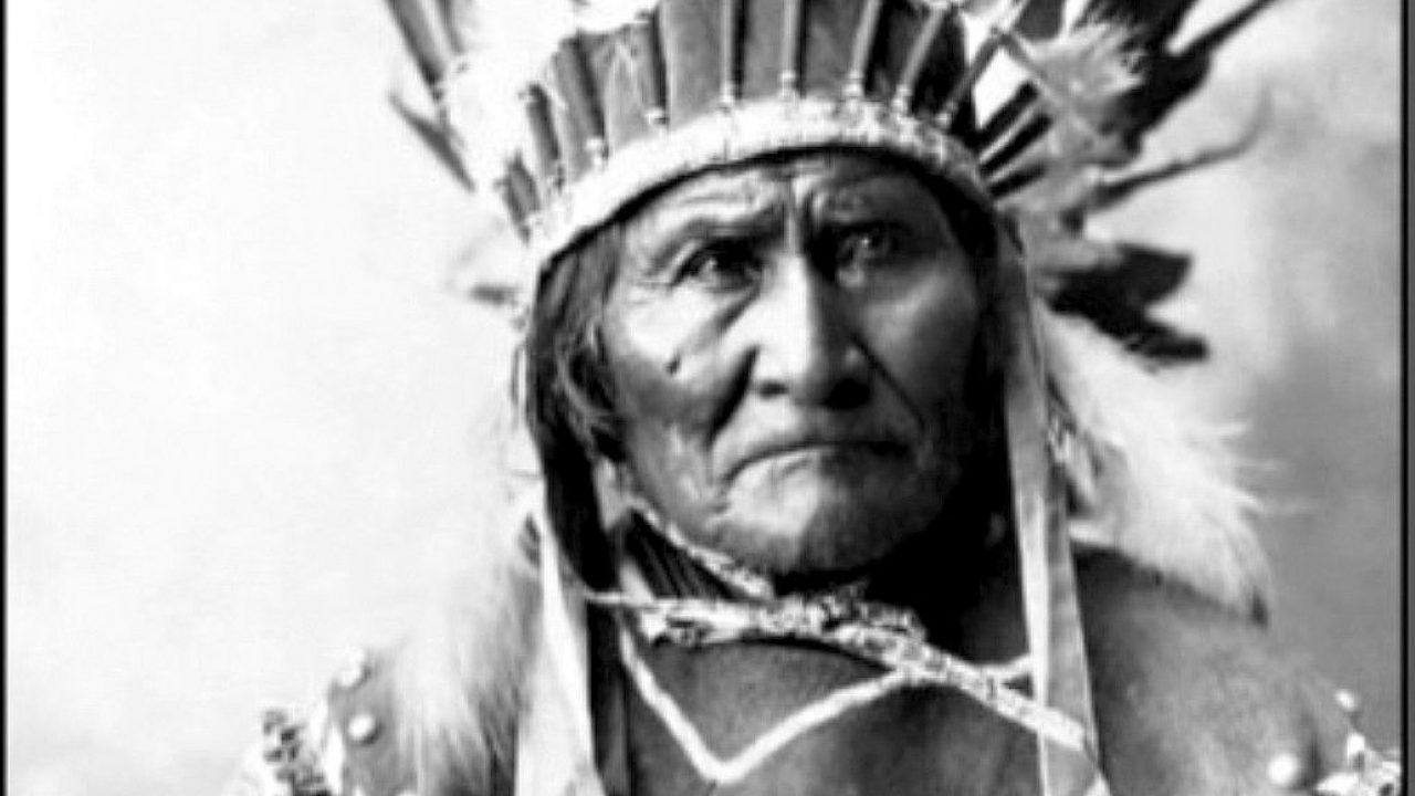Por qué es famoso el Indio Gerónimo. - Ciencia Histórica