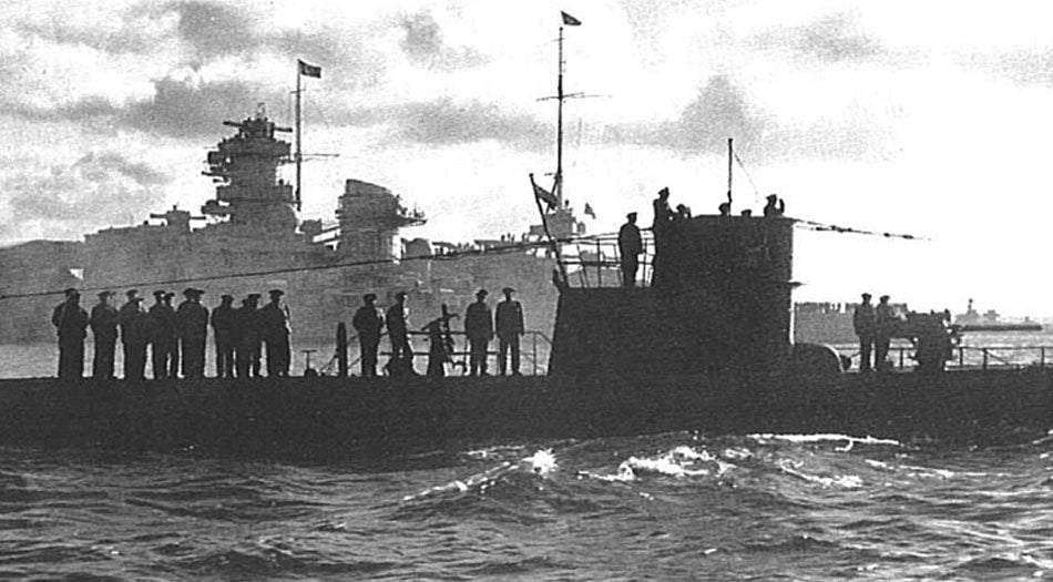 U-47 en Wilhelmshaven