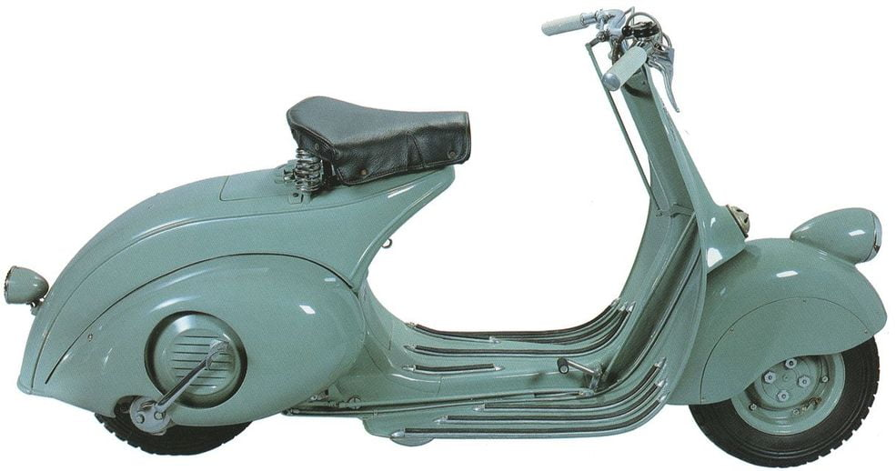 La Vespa original 1946