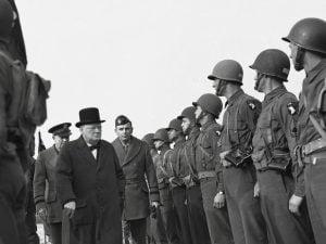 Churchill primer ministro