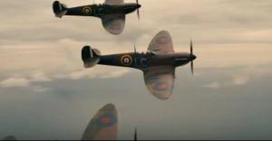 Dunkerque, Spitfires