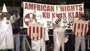 EL KKK en la actualidad