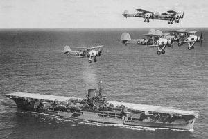 El HMS Ark Royal