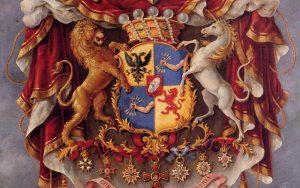Escudo de Armas de los Rothschild