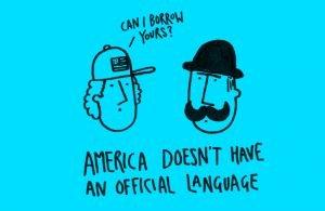 Estados Unidos no tiene una lengua oficial
