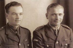 Jan Kubis y Jozef Gabcik
