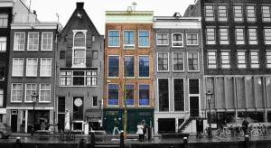 La Casa de Ana Frank, Museo en la Prinsengracht 263