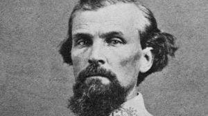 Nathan Bedford Forrest, uno de los fundadores del Ku Klux Klan.