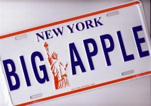 Nueva York, la Gran Manzana