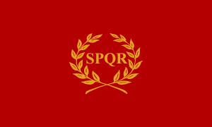 Bandera de Nova Roma