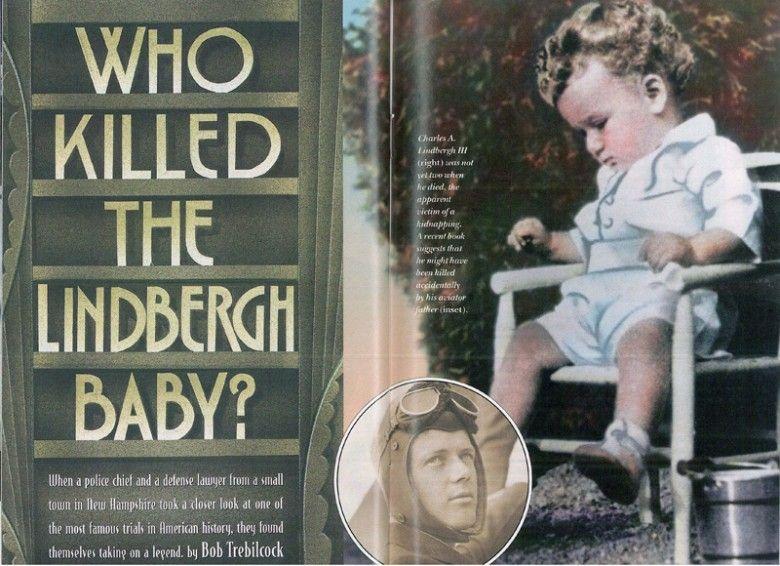 Charles Baby Lindbergh