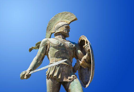 Esto es Esparta