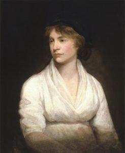 Mary Shelley, autora de Frankenstein