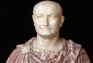 Vespasiano emperador romano