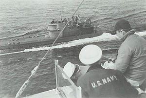 El U-234 es capturado