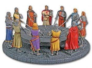 Los Caballeros de la Mesa Redonda