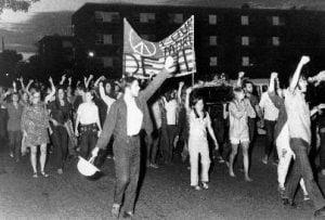 Protesta en Kent State