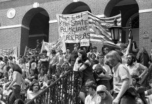 Protestas en Kent State