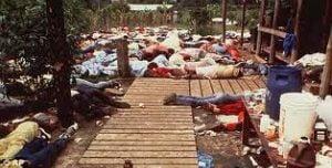 Suicidio en Jonestown