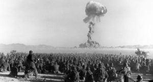 Trinity, la primera prueba de bomba nuclear