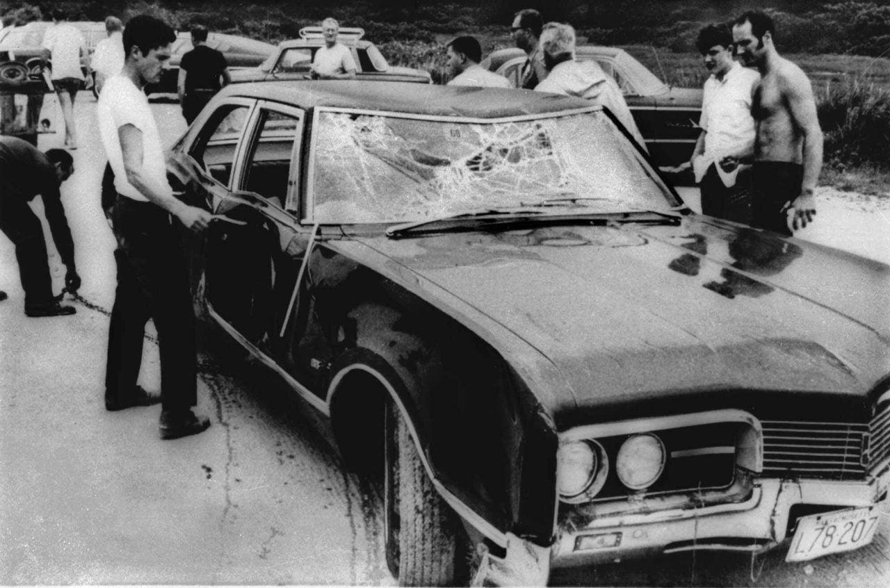 Chappaquiddick La Muerte Pol 237 Tica Del 250 Ltimo Kennedy