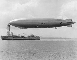 El USS Los Angeles