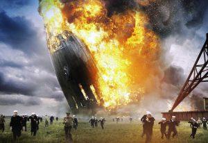 Posible sabotaje del Hindenburg