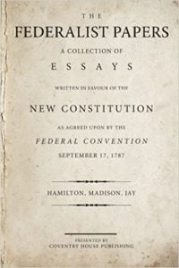 The Fedearlist Papers
