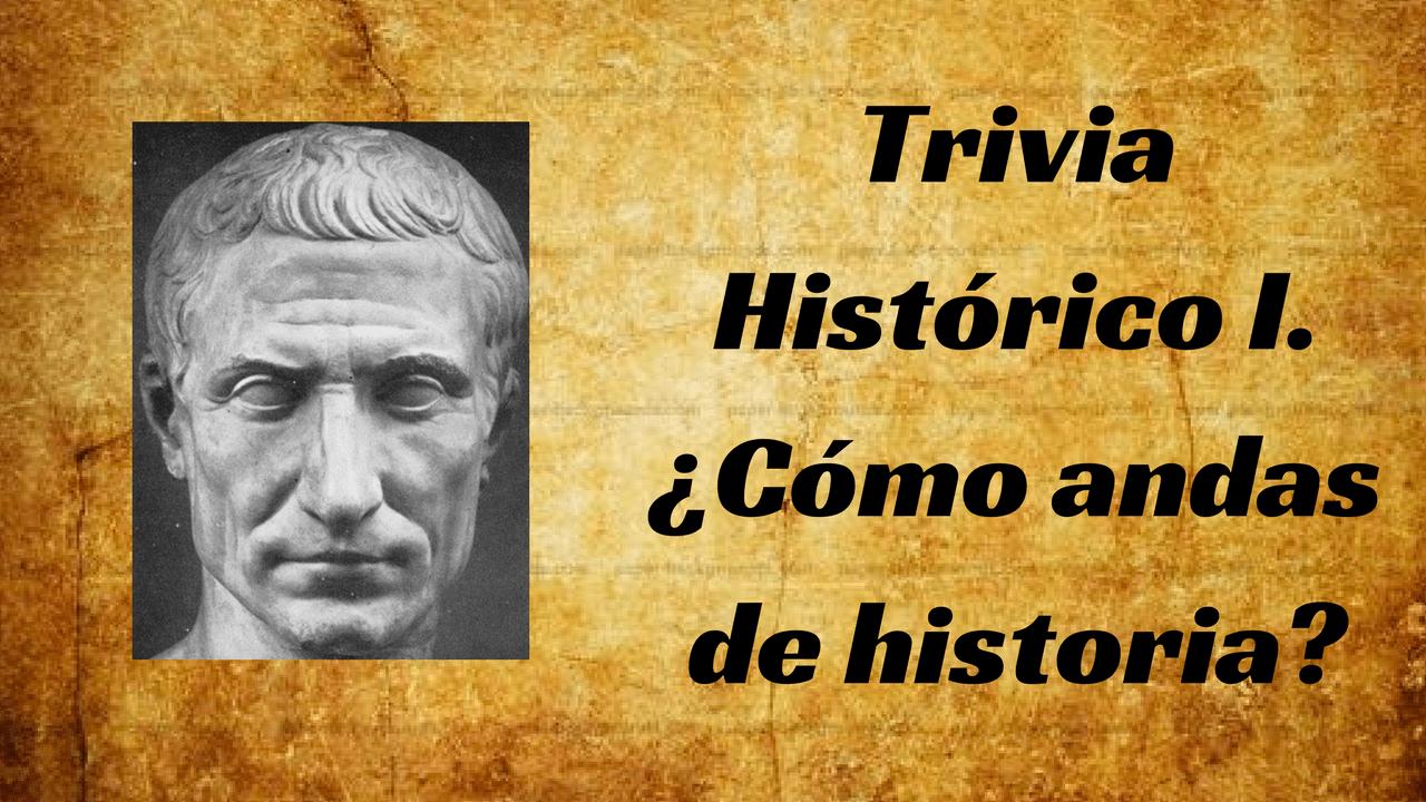 Trivia Histórico