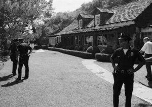 10050 Cielo Drive, el hogar de los Polanski