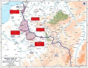 Avances alemanes en la Ofensiva de Primavera, 1918