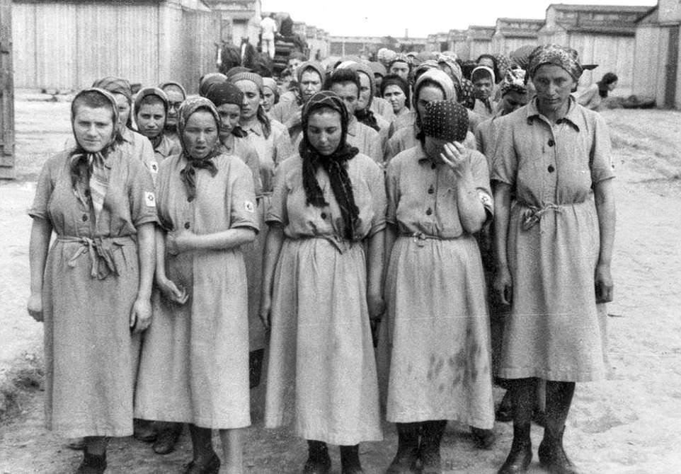 Mujeres en los burdeles nazis