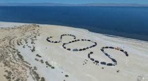 SOS en la playa