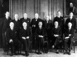 Primer Gabinete de Guerra, 1939