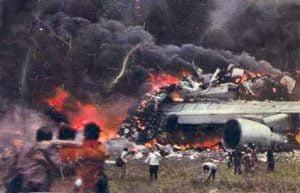 Tragedia en Los Rodeos