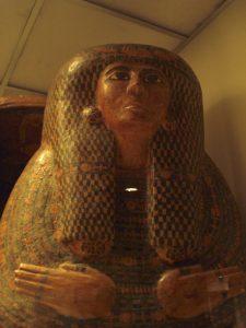 momia de Amon Ra