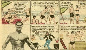 Comic Charles Atlas