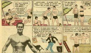 Comic Charles Atlas