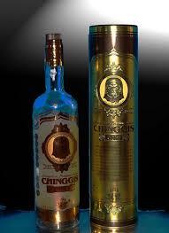 Genghis Khan vodka