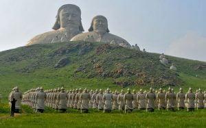 Monte Khan, Mongolia