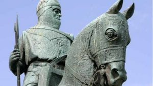 Monumento a Robert the Bruce