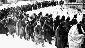 Prisioneros de Staingrado