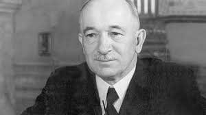 El Presidente Edvard Benes.