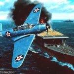 Mar del Coral: la primera batalla naval moderna.