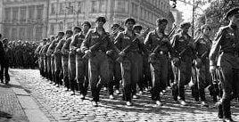 Primavera de Praga tropas
