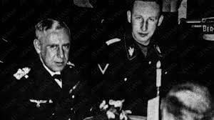 Canaris y Heydrich