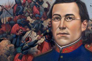 El General Ignacio Zaragoza, héroe del Cinco de Mayo