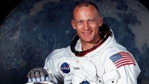 """Edwin """"Buzz"""" Aldrin"""