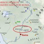 El inicio de la expansión romana